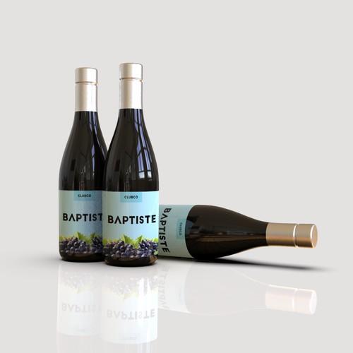 Baptiste wine
