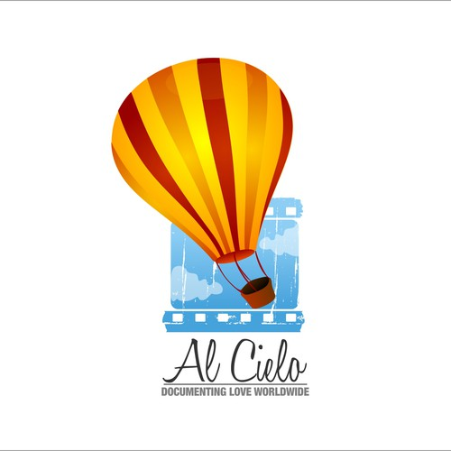 Create the next logo for Al Cielo