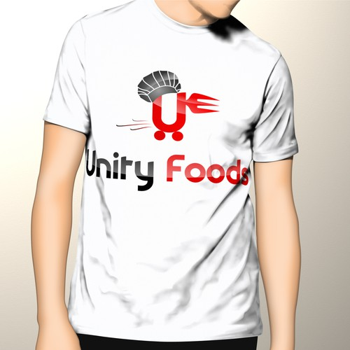 Help Unity Foods with a new logo