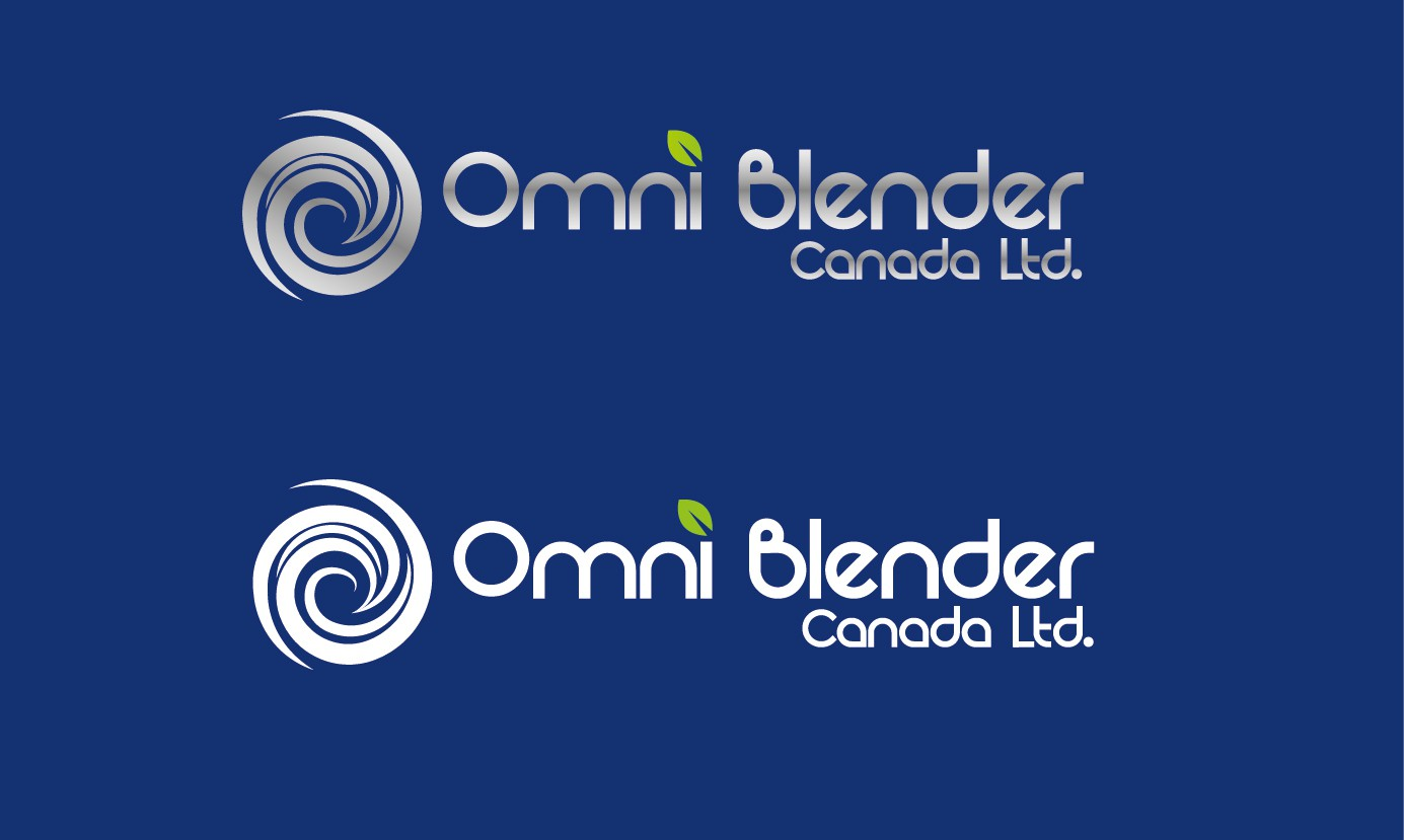 """Create an abstract shape or symbol that """"blends"""" with my company name."""
