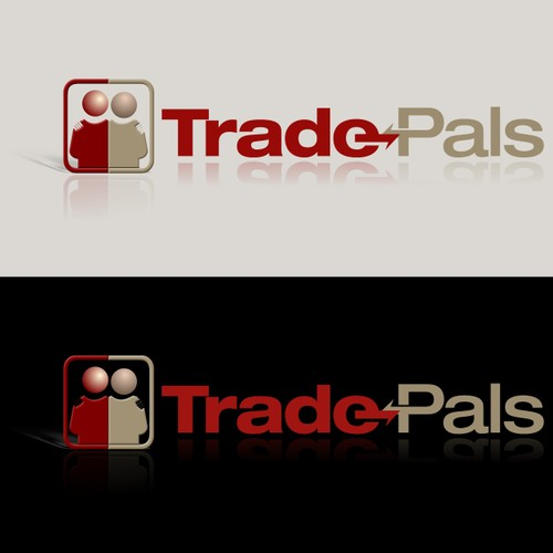 Business Professionals Networking Site Logo