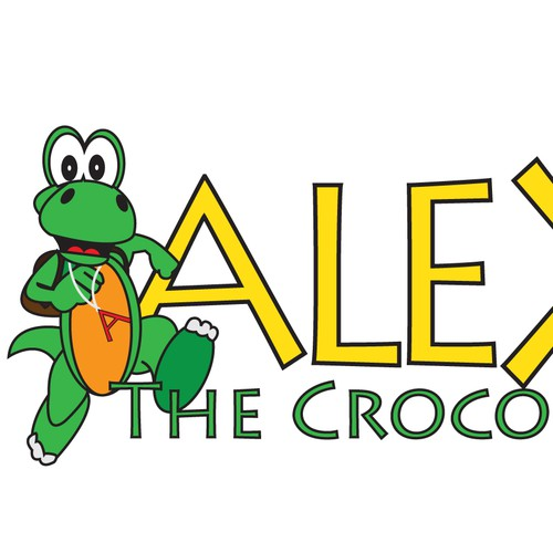New logo wanted for Alex the Crocodile