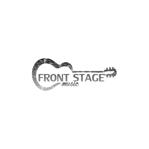 front stage logo