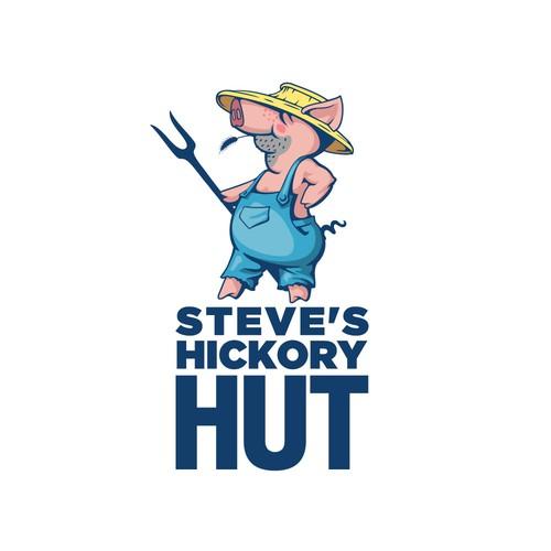 Steve`s hickory hut