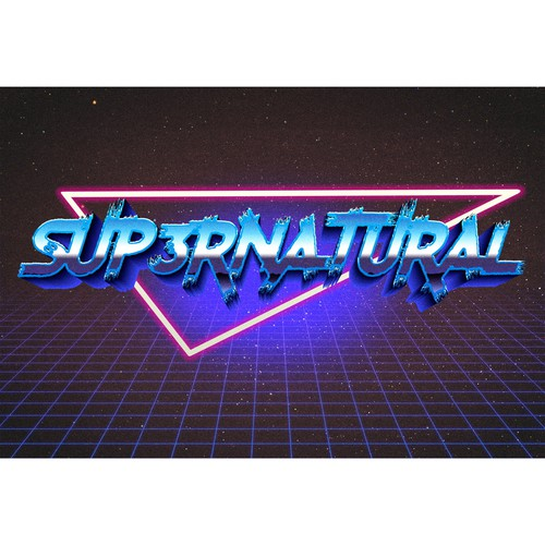 DJ Logo/Retrosynth style - please help - really important to me