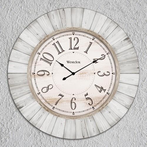 Design Wall Clock for SXe