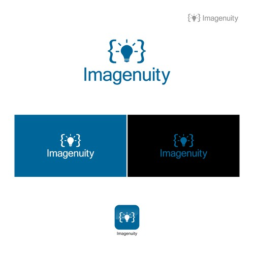 Startup app company needs a new look / logo