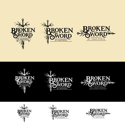 Broken sword Logo
