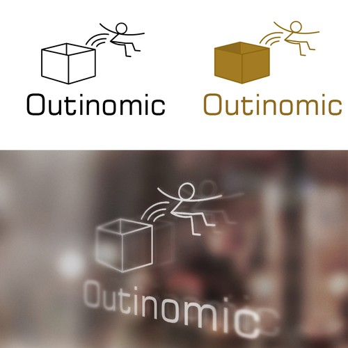 Logo For Outinomic