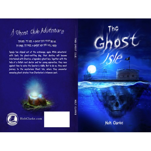 The Ghost Isle Book cover