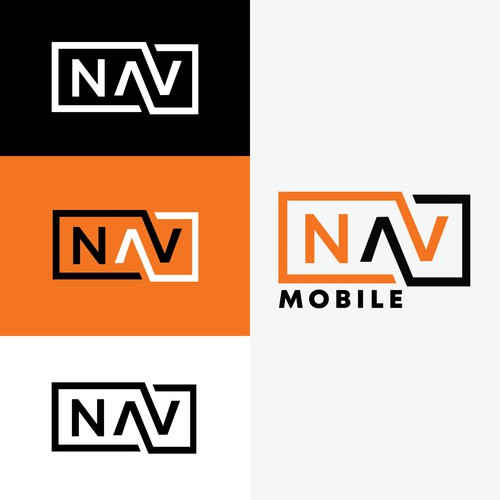 Simple but complex design for NAV MOBILE