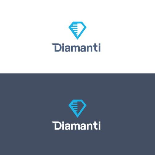 Logo for tech startup.