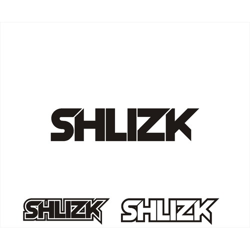 need dj logo for my name : SHLIZK to be placed on banners / clubs