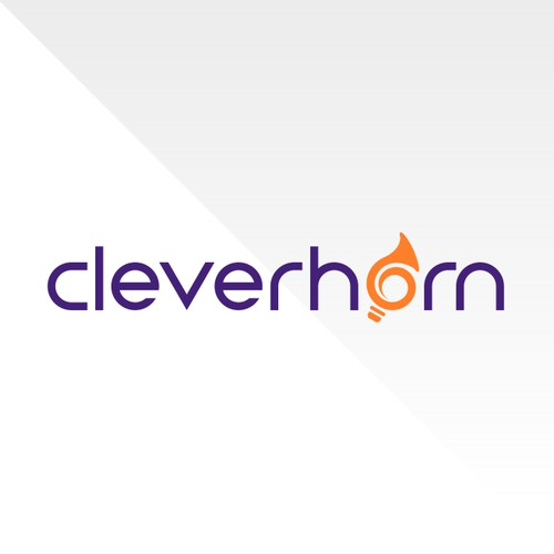 Logo for cleverhorn