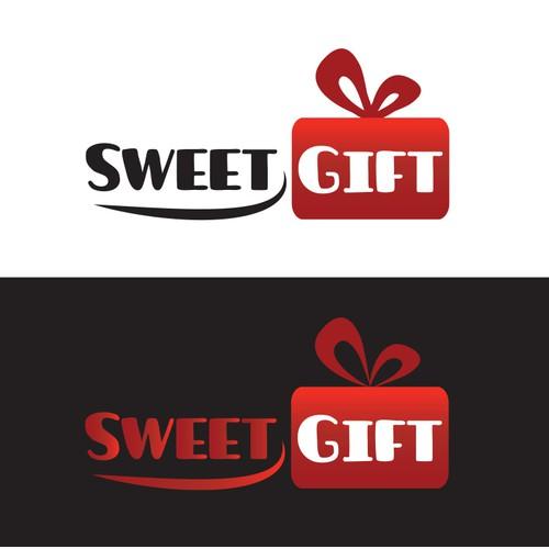 Logo for 'Sweet Gift'