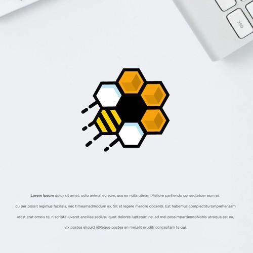 the honey comb / hexagon