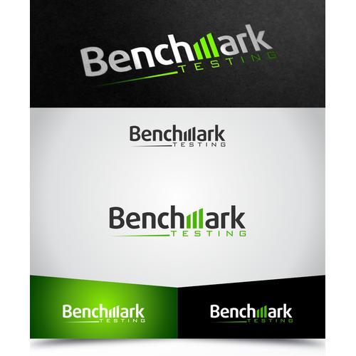Create the next logo for Benchmark Testing