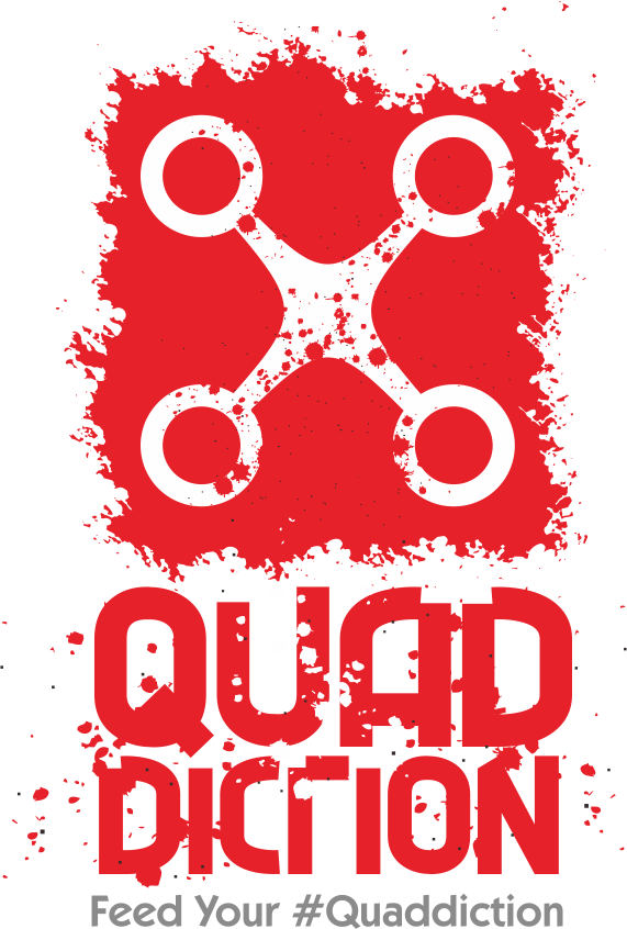 Be forever part of the Drone Racing future by creating Quaddiction's Logo