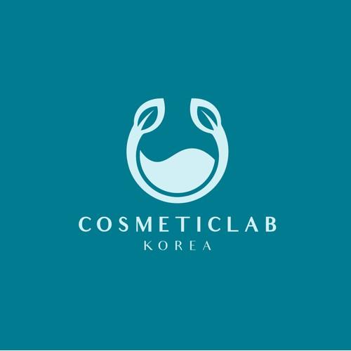 Logo Concept for Cosmetic Lab Korea