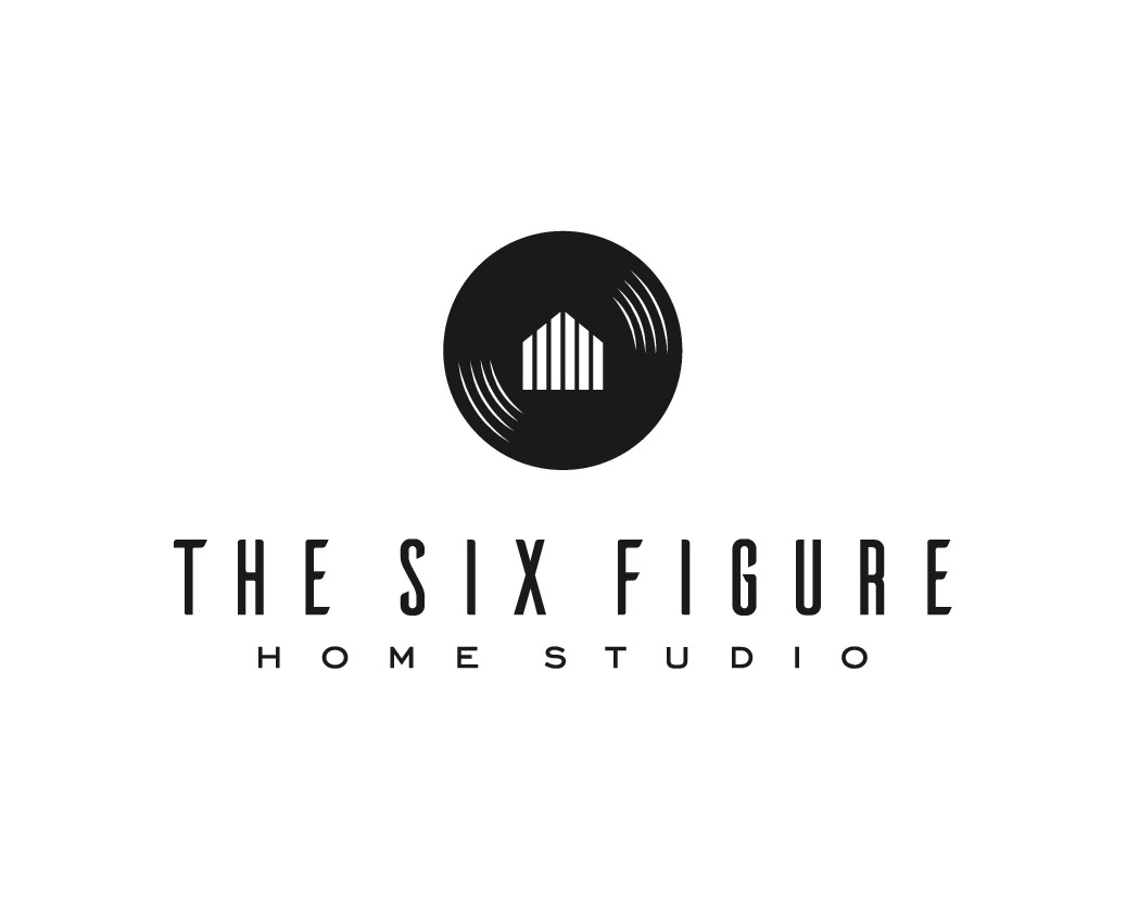"""Looking for a creative number """"6"""" logo: The Six Figure Home Studio"""