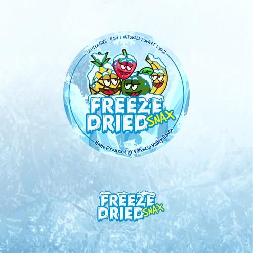 Freeze Dried Snax