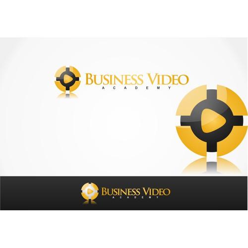 Business Video Academy needs a new logo