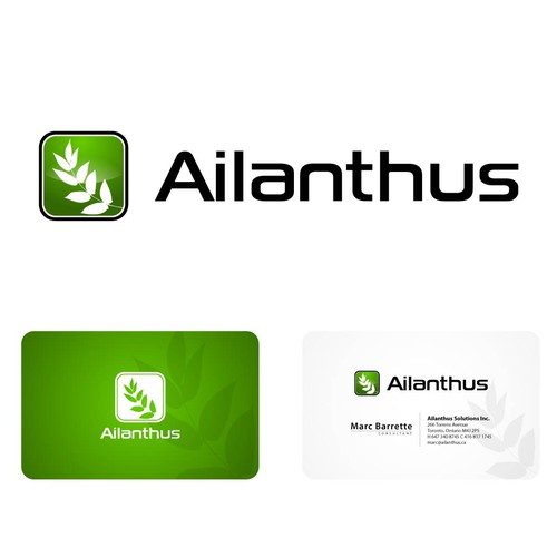 logo for Ailanthus