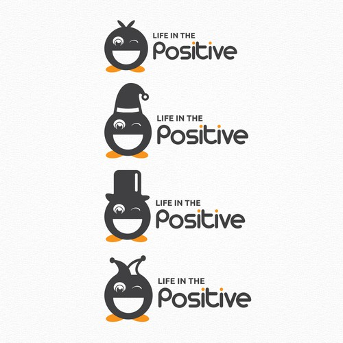 "Logo for ""Life In The Positive"" A TeeShirt Company with a PositiveVibe! - GUARANTEED Payout!"