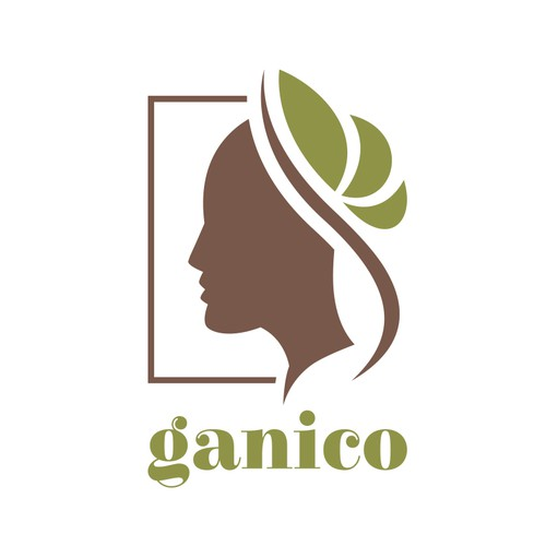 Logo design for ganico