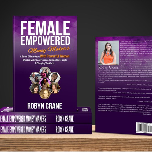 Female empowered concept