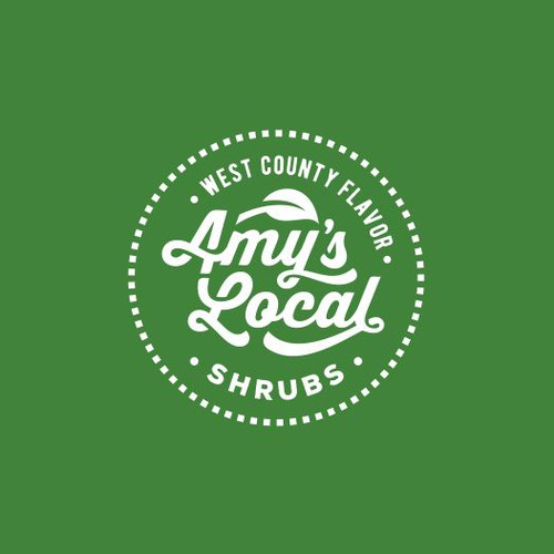 Amy's Local Logo