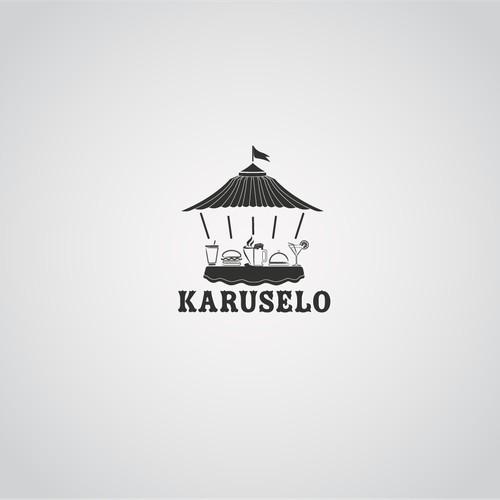 Create the next logo for Karuselo