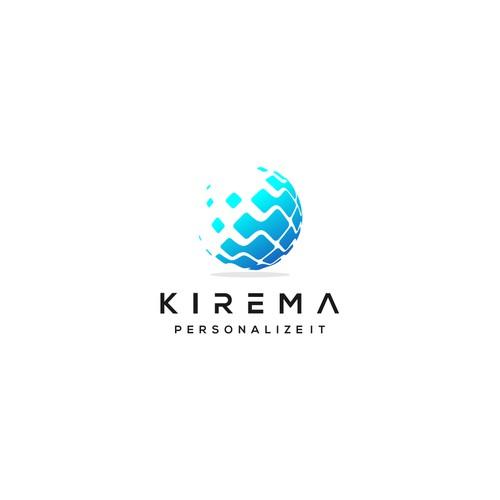 Kirema logo design