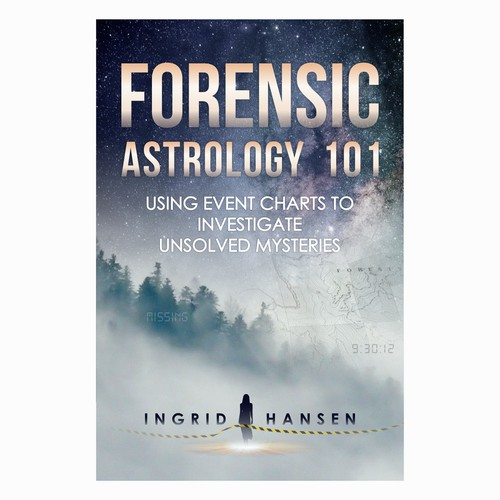 Forensic astrology 101 - Book Cover