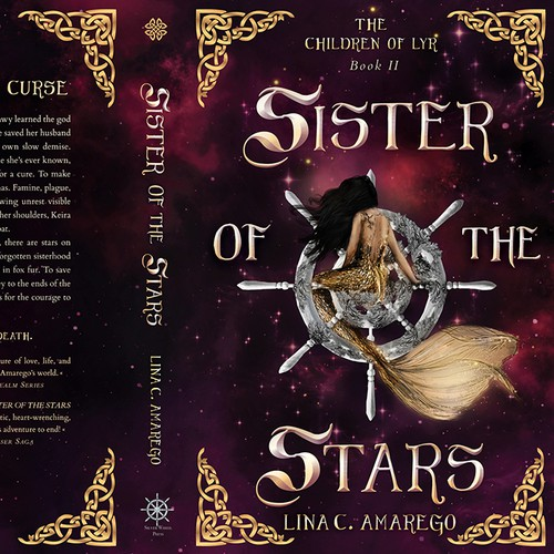 SISTER OF THE STARS by Lina C. Amarego