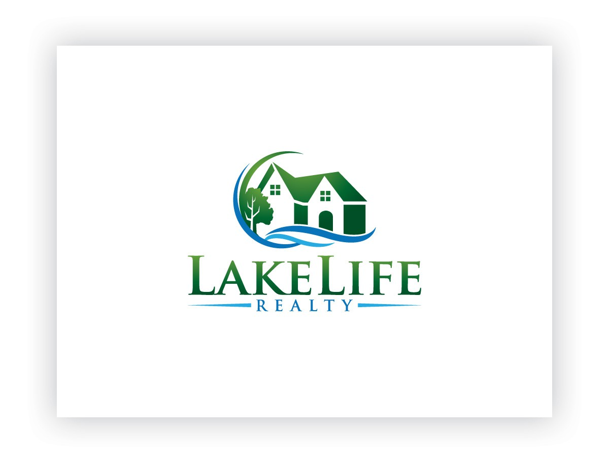 logo for Lake Life Realty