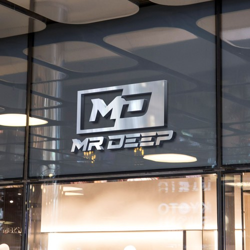 MR DEEP mens clothing line needs a cool logo!