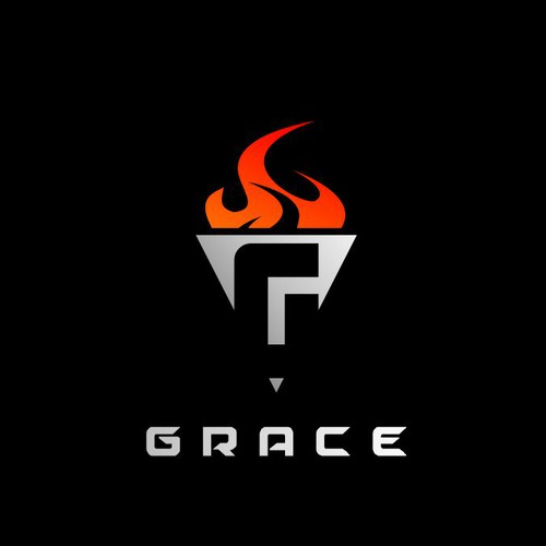 "Logo for Exclusive Administrative Assistant Olympic Movement "" GRACE """