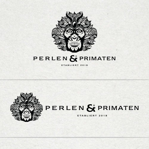 Creative and fun logo for a cocktail bar