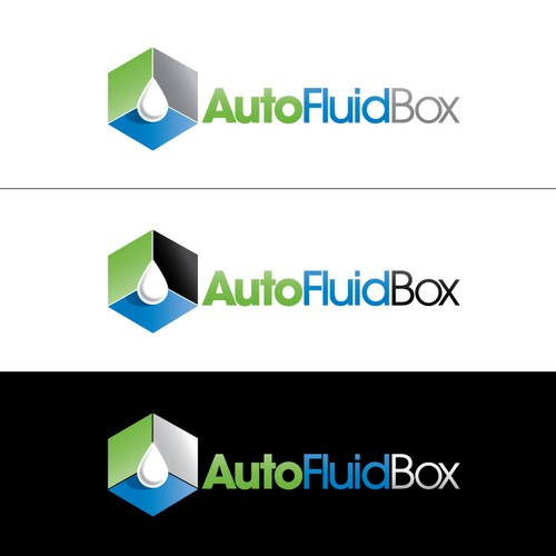 Help Auto Fluid Box with a new logo