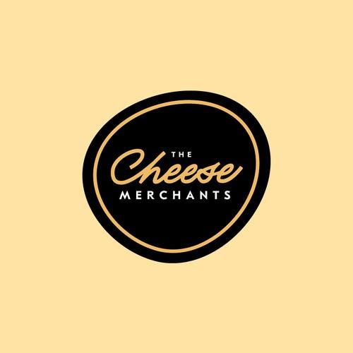 Logo for a cheese shop