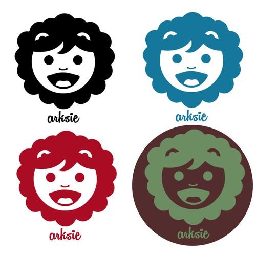 Arksie Logo Concept