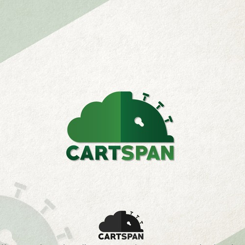 "Winning logo for ""Cartspan"""