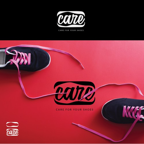 Logo for Care- Shoe cleaning product