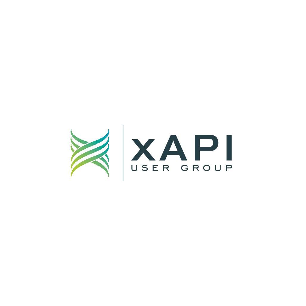 Logo for xAPI user group