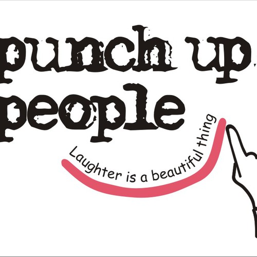 Punch Up People Logo