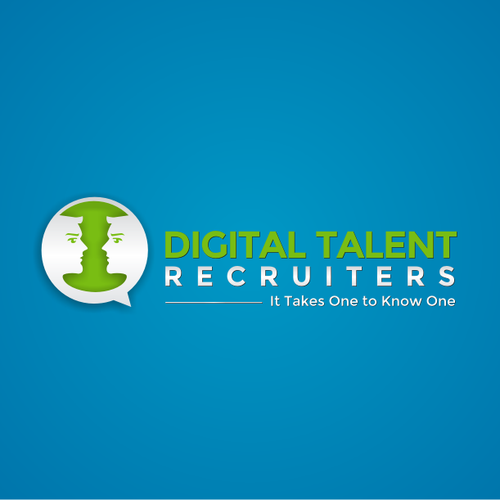 New Logo for Boutique Digital Recruiting Agency