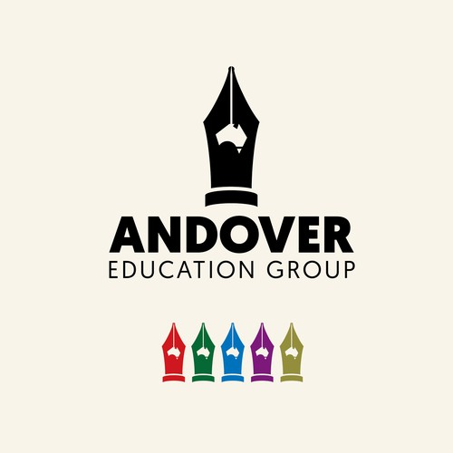 Logo design for an Australian education group.