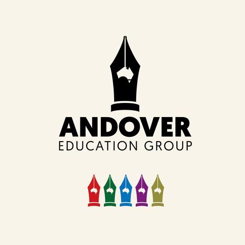 Logo design for an Australian education group.