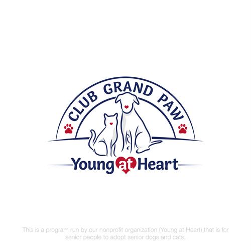 Bold logo design for animal and pet companu